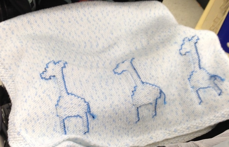 Debbie's Version of Jack's Giraffe's