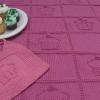 BABY CAKES – blanket & bib set