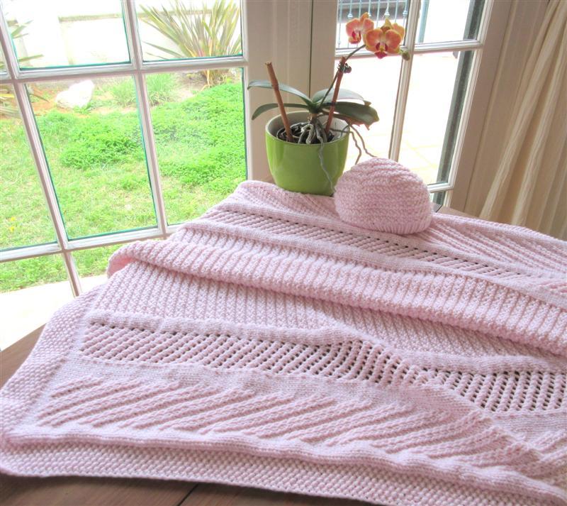 Bringing Baby Home Baby Blanket